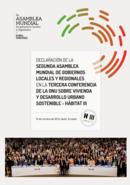 Declaración de la Asamblea Mundial de Líderes Locales y Regionales en Hábitat III