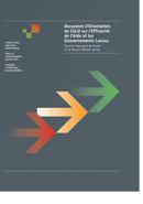 Document d'Orientation de CGLU sur l'Efficacité de l'Aide et les Gouverne- ments Locaux