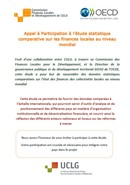 Appel à Participation à l
