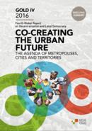 GOLD IV: Co-creating the urban future - Executive Summary