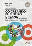 GOLD IV:  Co-crear el futuro urbano - Resumen ejecutivo