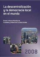 GOLD I: La descentralización y la democracia local en el mundo