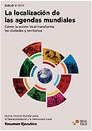 GOLD V: La localización de las agendas mundiales