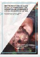 Instrumentos locales para la promoción del DEL en América Latina