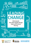 Leading change: Delivering the New Urban Agenda through Urban and Territorial Planning