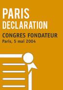 Déclaration Finale du Congrès Fondateur à Paris