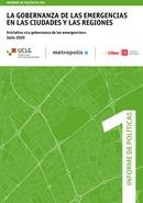 Informe de Políticas #01 - La Gobernanza de las emergencias de las ciudades y las regiones