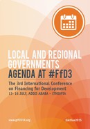 Local and Regional Governments Agenda at #FfD3