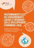 Positionnements clés des gouvernements locaux et régionaux sur le Développement Économique Local