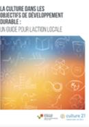 La culture dans les ODD: Guide pour l