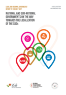 localgov report on localization of the sdgs