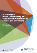 2019 Report SNG-WOFI Key Findings