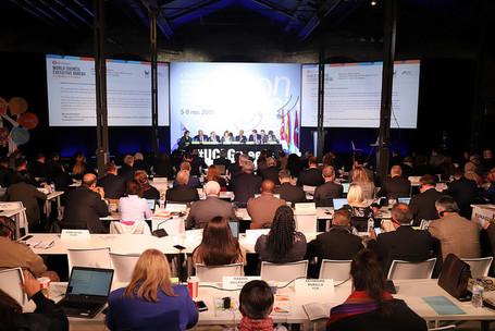El Consejo Mundial de CGLU en Madrid sitúa a los gobiernos locales en el centro de la construcción de sociedades pacíficas y resistentes