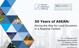 50 Years of ASEAN