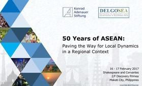 50 Years of ASEAN