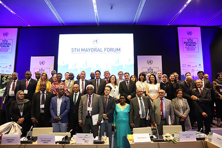 Local and regional authorities call to recognize their key role in migration governance