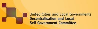 Ciomisión sobre Descentralización y Gobernabilidad Local