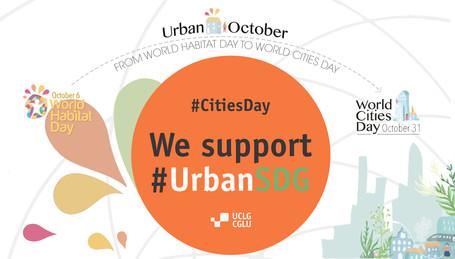 CGLU celebra el primer Octubre Urbano