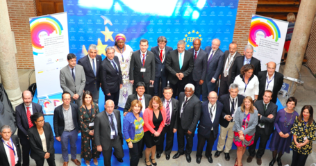 The global agenda of cities and regions is being debated this week in Madrid