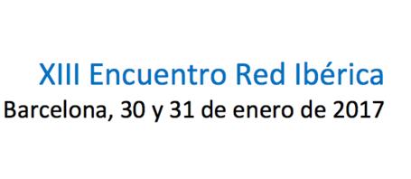 XIII Encuentro de la Red Ibérica de CIDEU