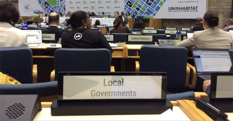 26TH UN-HABITAT Governing Council