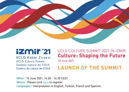 Launch of the UCLG Culture Summit - Izmir
