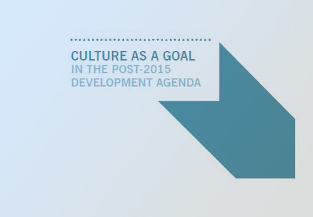 Culture and Sustainable Development Goals post-2015