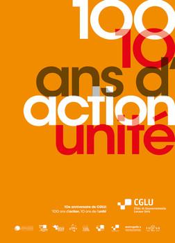 dixième anniversaire de CGLU