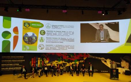 CGLU participe au XVe Congrès international des villes éducatrices