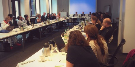 annual CIB meeting hosted by the German Cities Association