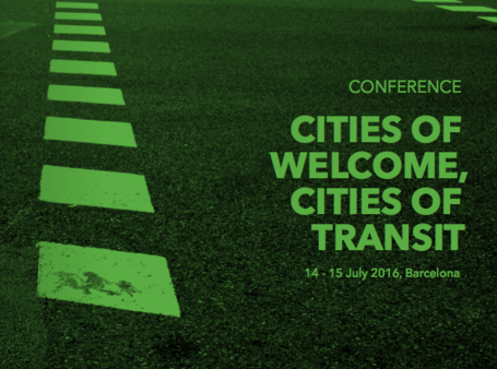 Conference on Cities of Welocme/Cities of Transit
