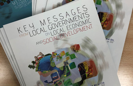 Call for contributions to the V World Forum of Local Economic Development