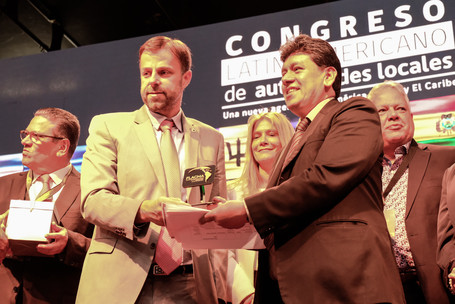Latin American Congress of Local Authorities puts sustainable development at the centre of debates