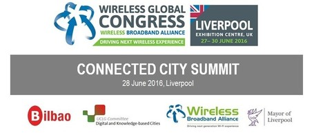 Connected City Summit 2016
