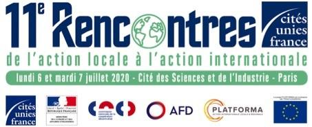 Rencontres de l'action internationale des  collectivitiés