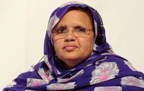 Fatimetou Abdel Malick: the first female president of a regional council in Mauritania's history