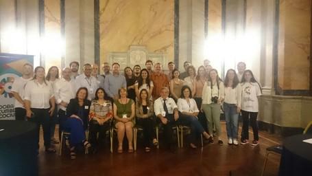 Lancement du deuxième module d'apprentissage sur la localisation des ODD dans le cadre du Sommet Mercociudades