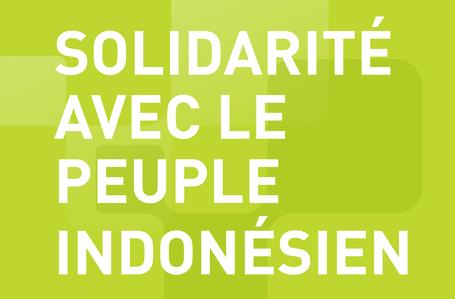 CGLU exprime ses condoléances au peuple indonésien