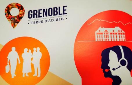 CGLU visita Grenoble para reflexionar sobre la ciudadanía y la migración en el marco del proyecto MC2CM
