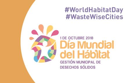 El Día Mundial del Hábitat marca el comienzo del mes de Octubre Urbano