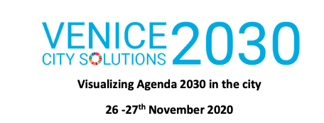 Venice City Solutions 2020 - Visualizing Agenda 2030 in the city