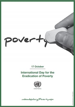 International Day for the Eradication of Poverty 2014