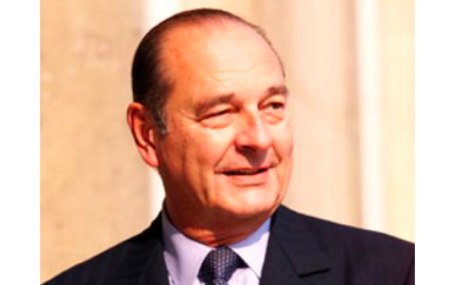 El colectivo global de autoridades locales rinde homenaje a Jacques Chirac