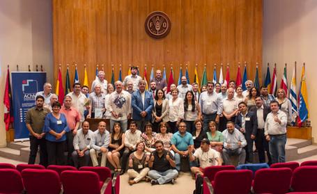 ¡Poniendo en práctica el nuevo Módulo 2 de aprendizaje sobre planificación territorial para alcanzar los ODS! ¡Ahora en Santiago de Chile!