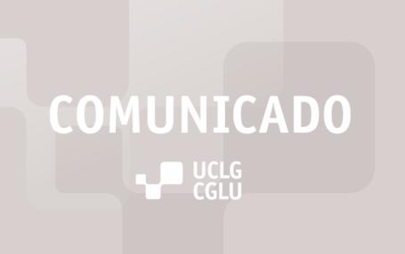 Comunicado de CGLU de apoyo a los municipios argentinos