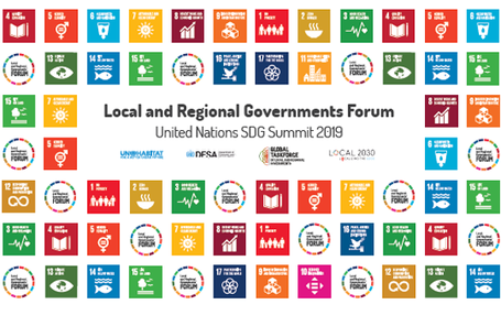 Local governments in the high-level week: Localization, key