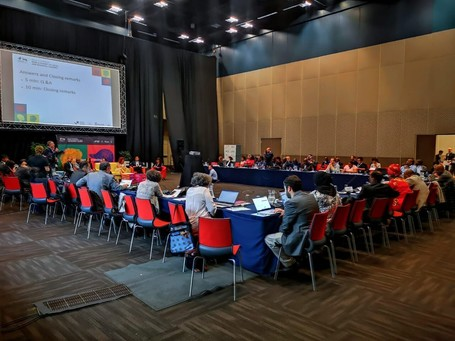 UCLG Learning Forum highlights the importance of context and process, and the key role of learning to boost the reach of UCLG policies