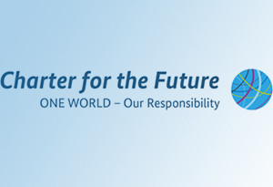 ONE WORLD – Our Responsibility Sustainability at the Municipal Level