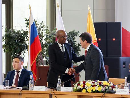 Eurasia Local Governments focuses on the Localization of the SDGsLe Congrès des gouvernements locaux d'Eurasie se concentre sur la localisation des ODS