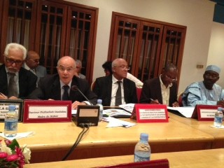 African Diplomatic Corps for the World Summit of local and regional leaders in Rabat